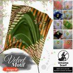 Velvet Motif by Umama SG Jilbab Design 05