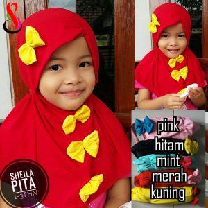 Jilbab Anak Sheila Pita
