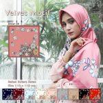 Velvet Motif by Umama SG Jilbab Design 08