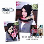 Chromic D 28 31 40 510 Azzura SG Jilbab