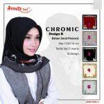 Chromic Design B 29 32 40 530 by Azzura SG Jilbab