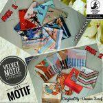 Velvet Motif edisi Mix Motif SG Jilbab