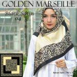 Black Satin 27 30 38 480 SG Jilbab 4.2