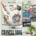 Channel Voal Love A 27 30 38 490 SG Jilbab
