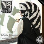 White Dragon 27 30 40 490 SG JIlbab design 1