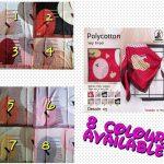 Polycotton Umama SG Jilbab desain 5