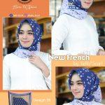 Segiempat New French 27 30 40 490 SG Jilbab 05