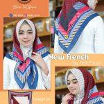 Segiempat New French 27 30 40 490 SG Jilbab 06