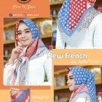 Segiempat New French 27 30 40 490 SG Jilbab 07