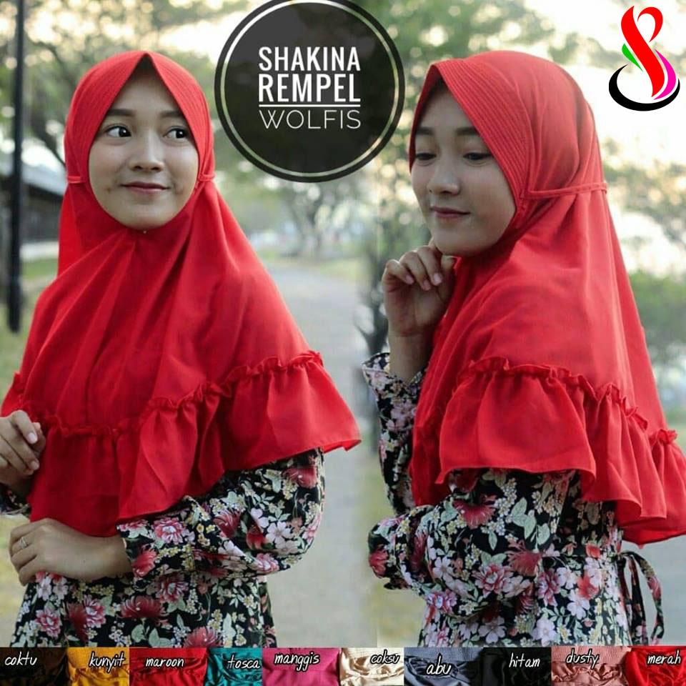 Shakina Rempel 36 39 48 670 SG Jilbab