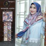 Segiempat Nanami 25 28 35 440 SG Jilbab C