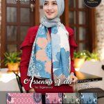 Pashmina Assensia Vela 27 30 40 490 by Signarica SG Jilbab Design 07