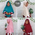 Jilbab Antem Plain Standar