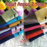 Ciput Rajut Anpus 2 Tone