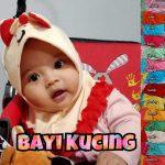 Jilbab Bayi Kucing