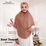 Hijab Serut Inayah