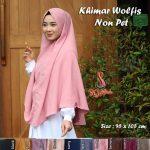 Khimar Wolfis Non Pet PREMIUM