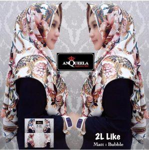 Hijab 2 L Like  Anqueela