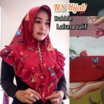 Hijab Buble Laluna Tulip