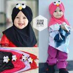 Jilbab Anak ELMO