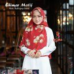 Khimar Motif Gucci Flower