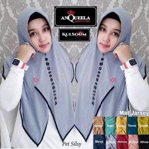 Hijab Pet Silsy