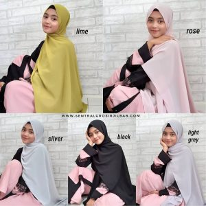 Pashmina Malaysia (Babydoll)