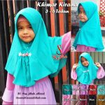 Khimar Kirana Anak