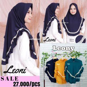 Hijab Leoni Renda SALE