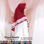 Hijab Tasya Renda