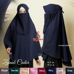 Hijab Zainab Cadar