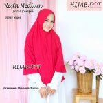 Hijab Serut Resta Md (Medium Size)