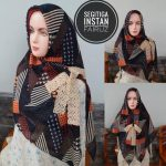 Hijab Segitiga Instan Fairuz