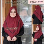 Hijab Carla Dua List Md (Medium Size)