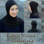Ciput Ninja Resleting PE