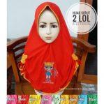 Jilbab Anak Serut Dua LOL