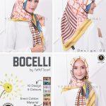 Segi Empat BOCELLI (10 Design, 5 Colour)