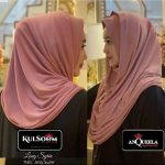 Hijab Long Instan Jersey (Lihat Video KLIK)