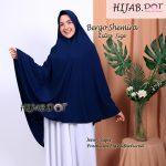 Hijab Bergo Shemira Ex (Extra Size)