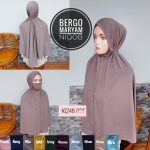 Bergo Maryam Niqob Md (Medium Size)