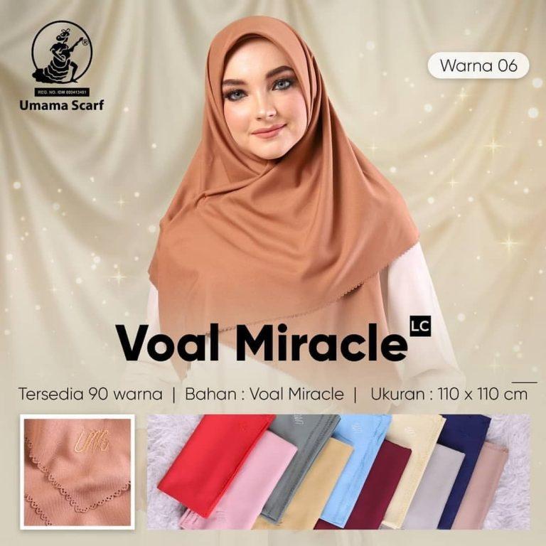 voal miracle warna 6 - sentral grosir jilbab i produsen