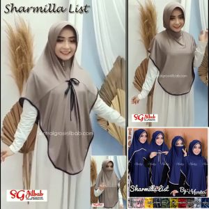 Sharmilla List Marlien (Detail KLIK Video)