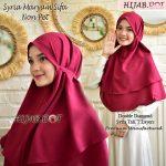 Hijab Syria Maryam Sifa Non Pet
