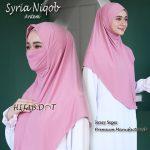 Syria Niqob Jersey. Hijab Corona