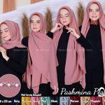 Hijab Pashmina Pesta.