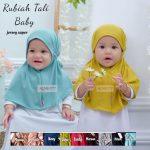 Jilbab Rubiah Tali Baby.
