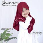 Hijab Shanum Anak (size M).