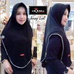 Hijab Jersey List Anqueela