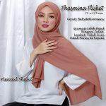 PASHMINA PLISKET / PLEATED SHAWL