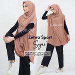 Hijab Zehra Sport Syar'i